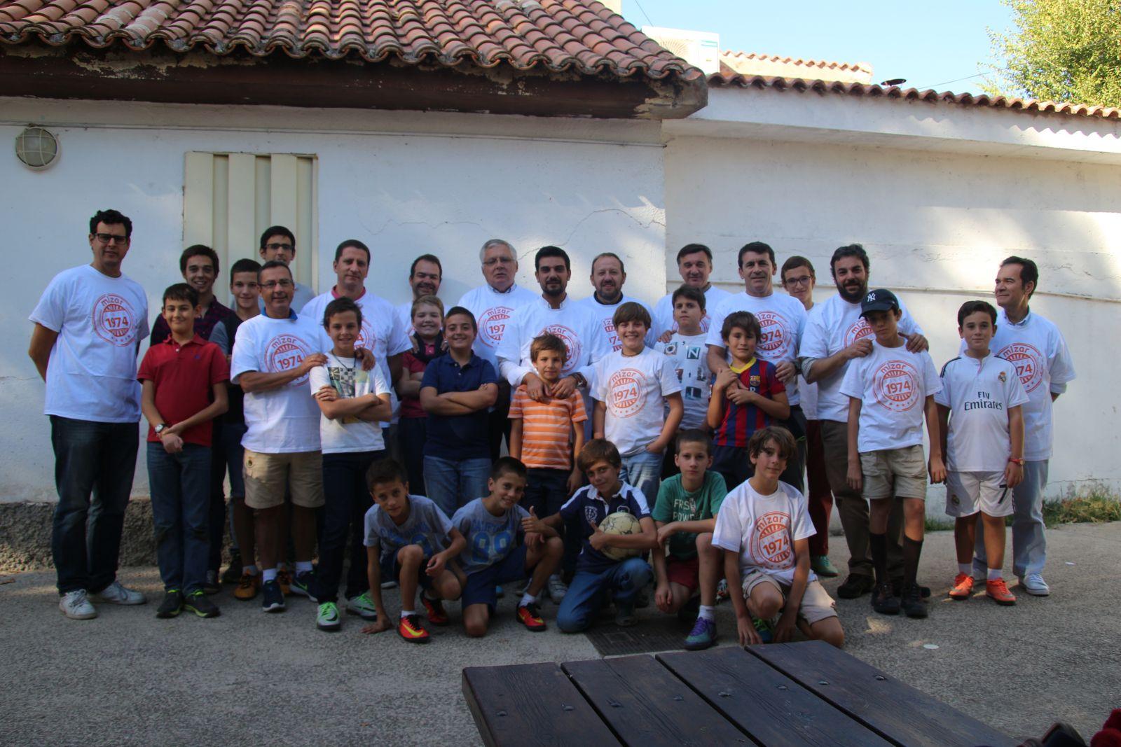 Campamento Padres e Hijos