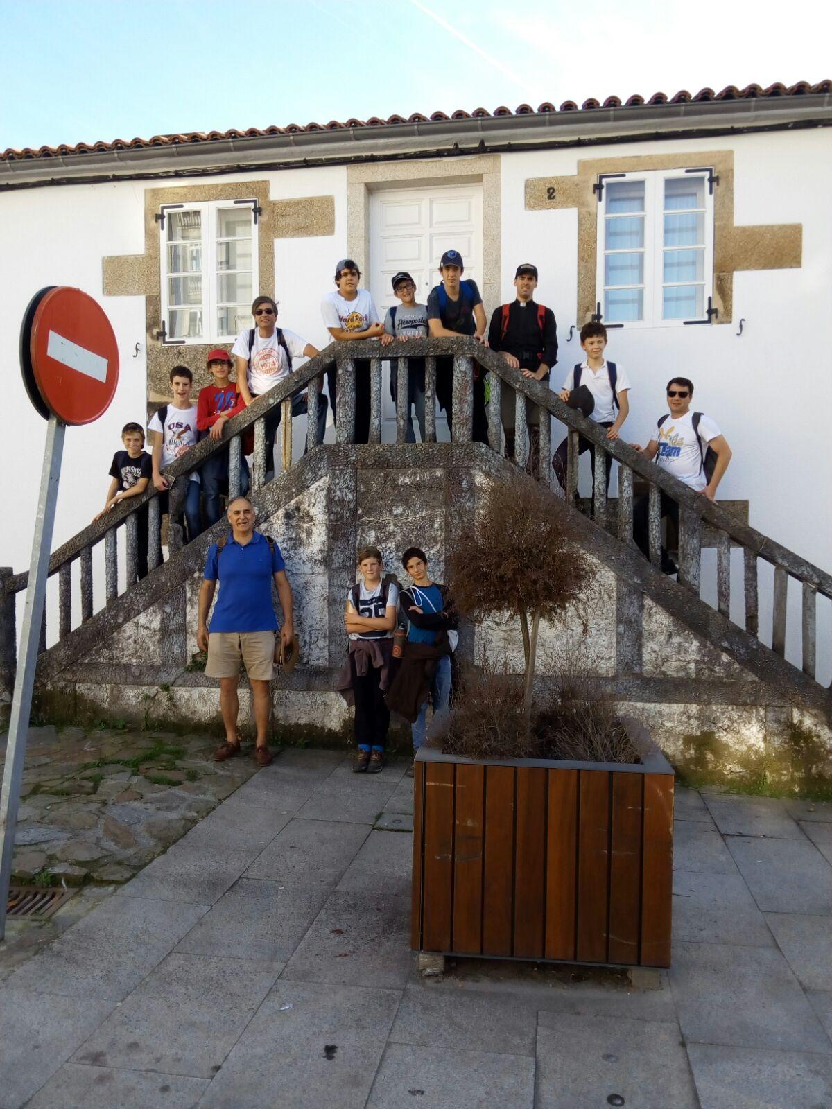 Segunda etapa del Camino de Santiago