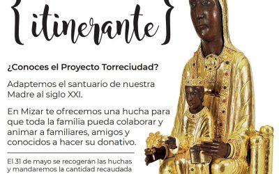 Proyecto Torreciudad: #PonTuHuchaEnMovimiento