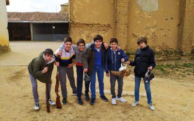 Fotos del plan de 2º en Villalpando (Zamora)